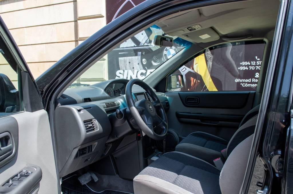 Rent Nissan X-Trail in Baku