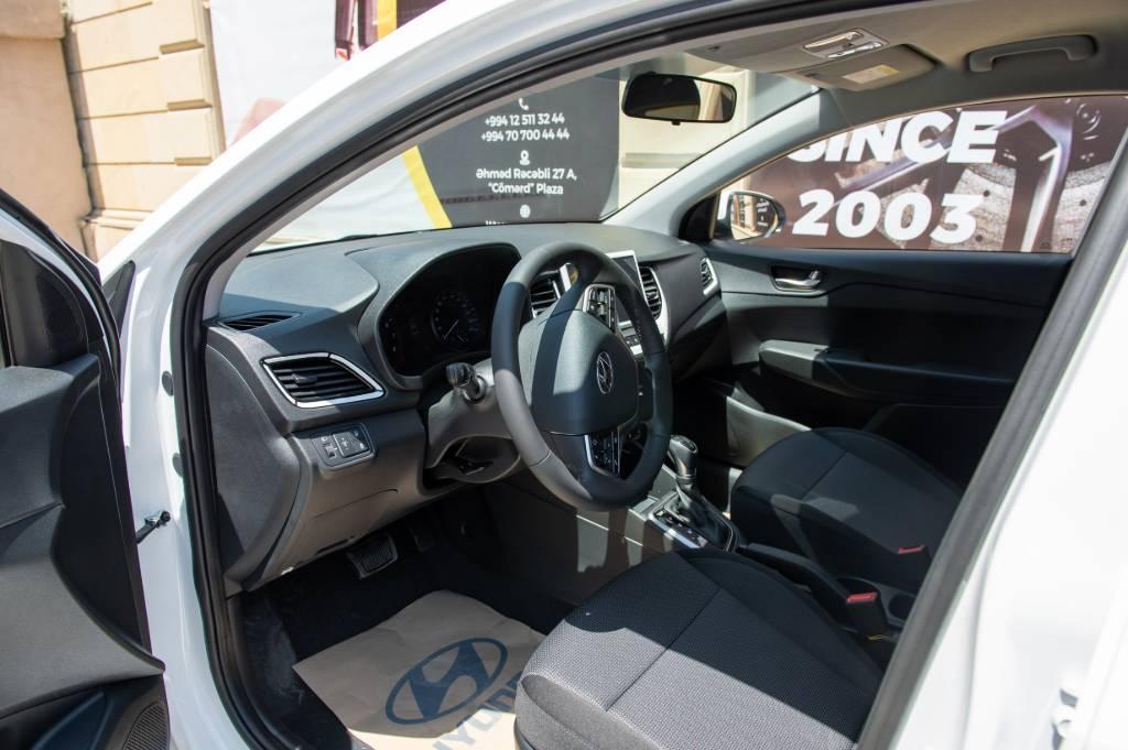 Rent Hyundai Accent in Baku
