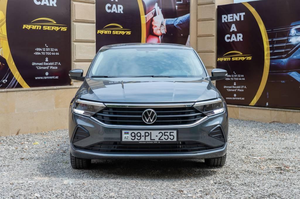 Rent Volkswagen Polo in Baku
