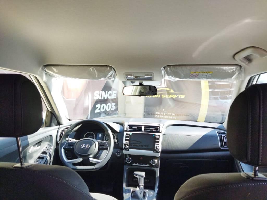 Rent Hyundai Creta in Baku